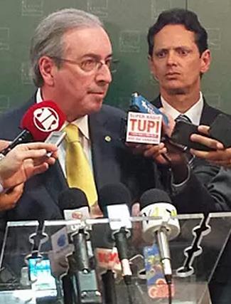 Eduardo Cunha (PMDB-RJ), presidente da Câmara
