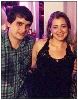 Daniel Lauande e Pollyanna Silva Freire: genro e filha da presidente do TJMA