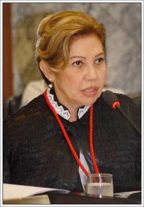 Cleonice Freire, presidente do Tribunal de Justiça do Maranhão