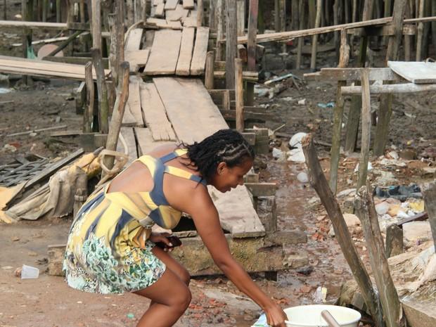 Maranhão tem a pior renda domiciliar per capita do país  (Foto: Biné Morais / O Estado)