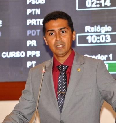 Deputado Marco Aurélio (PCdoB), relator da matéria