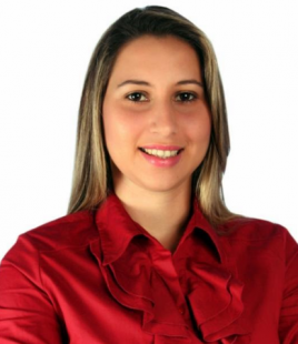 Talita Laci é a nova prefeita de Raposa