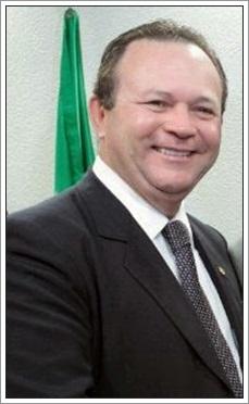 Carlos Brandão, vice-governador do Estad