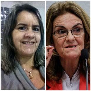 Ilva e Graça Foster, ex-presidente da Petrobras, são parecidas, além de fisicamente, no estilo duro e prepotente de administrar