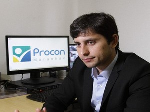 Diretor do Procon-MA Duarte Júnior