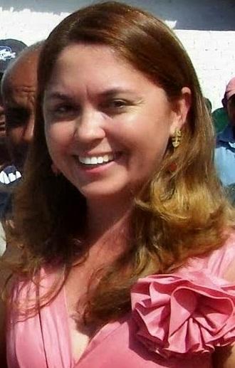 Prefeita de São João do Sóter, Luíza Rocha