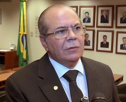 Deputado Hildon Rocha (PMDB)