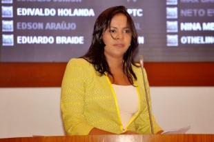 deputadas estaduais Ana do Gás (PRB)