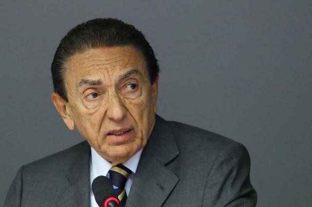 O ex-ministro e senador Edison Lobão (PMDB-MA) Foto: Dida Sampaio/Estadão