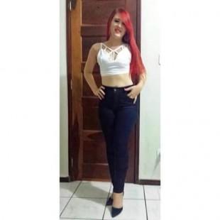 Ananda de 20 anos filha de major da PM, morreu a caminho do hospital