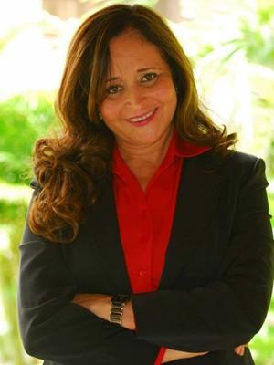 Prefeita Gleide Santos
