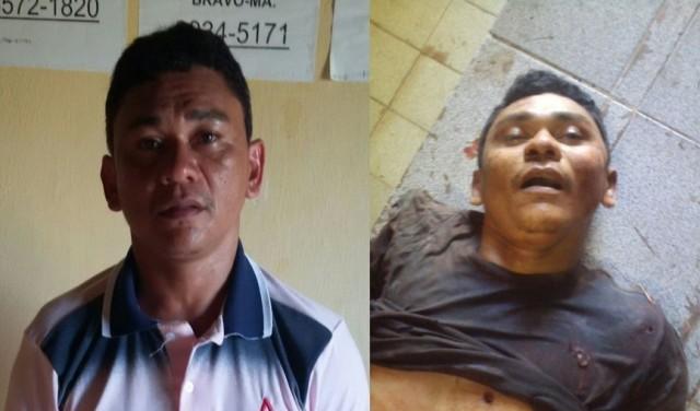 Bandido conhecido como cheiro, acusado de matar militares no Piauí