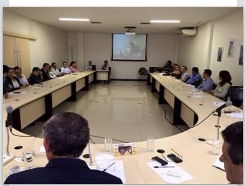 Audiência pública realizada em Goiânia