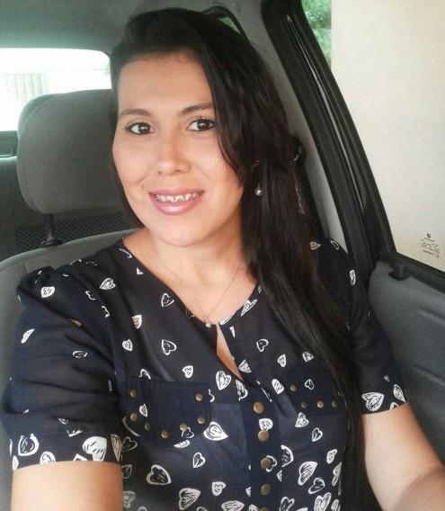 Hettyany Castro, sobrinha do senador maranhense João Alberto Souza