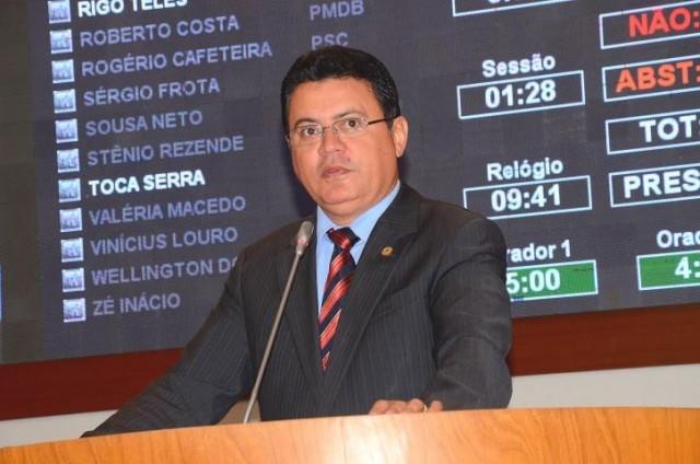 Rigo Teles destaca avanços do setor de educação do município de Bacabal
