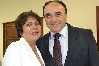 Conceição Madeira é secretária de saúde do municipío