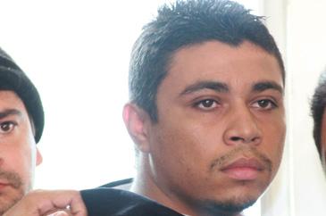 13/06/2012. Crédito: Honório Moreira/OIMP/D.A Press. Brasil. São Luis - MA. Jhonatn de Sousa Silva, preso acusada de matar o jornalista Décio Sá em 23/04/2012, em um bar na avenida Litorânea.