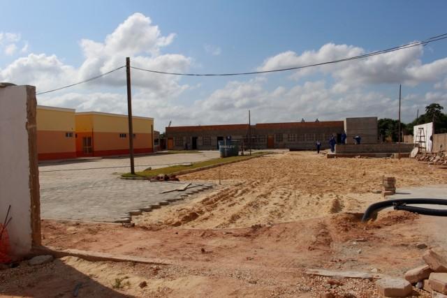 3 - Ainda há muito o que ser feito para a conclusão das obras do hospital regional de Santa Inês