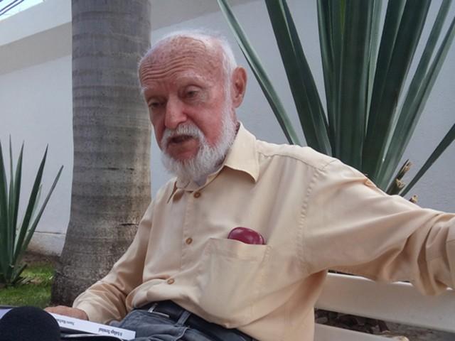 Poeta Maranhense Nauro Machado