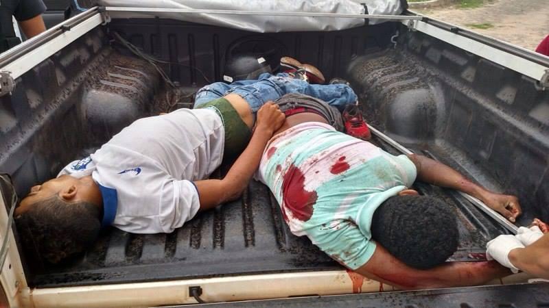 Bandidos são mortos em confronto com a polícia