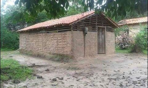 escola localizada no povoado Lagoa Azul