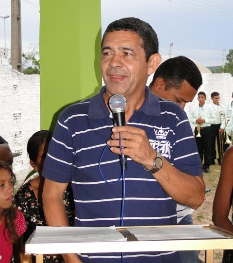Prefeito Adalberto de Belagua