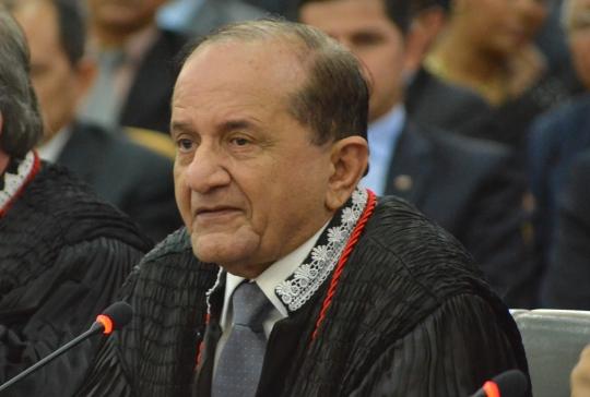 O desembargador Raimundo Melo determinou a extinção do processo sem resolução do mérito.