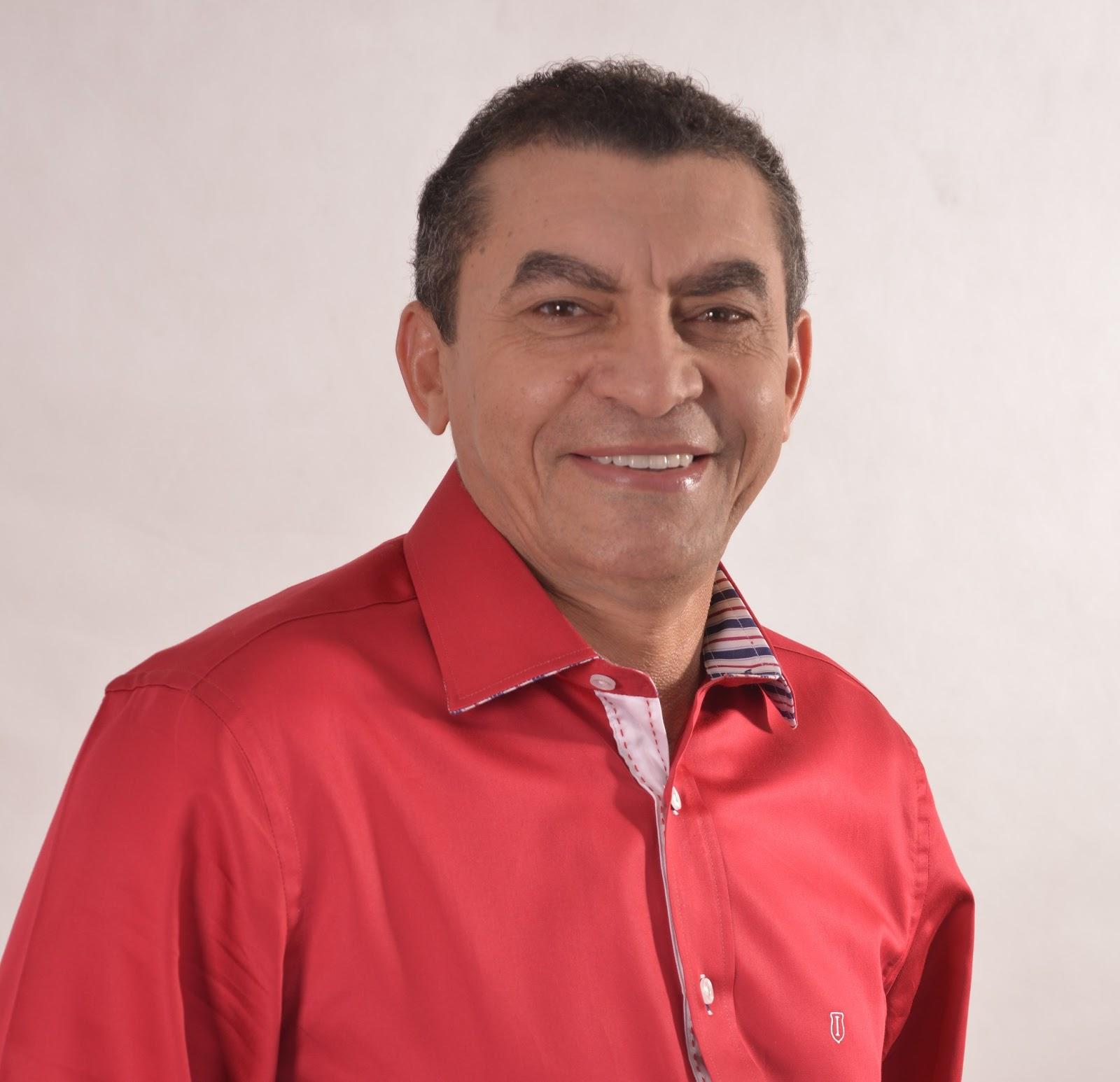 Dr Iomar, prefeito Pirapemas