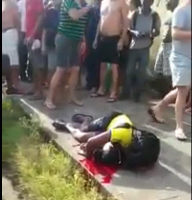 E tome violência na capital: agente penitenciário é morto a tiros; veja vídeo