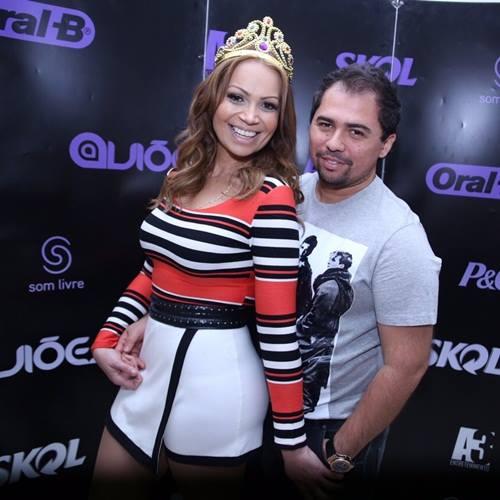 Solange Almeida e Xandy