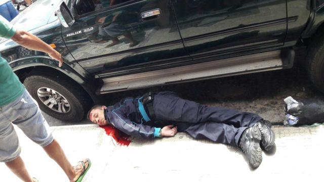 Tenente da PM é morto com tiro na cabeça e soldado mata assassino; veja o vídeo