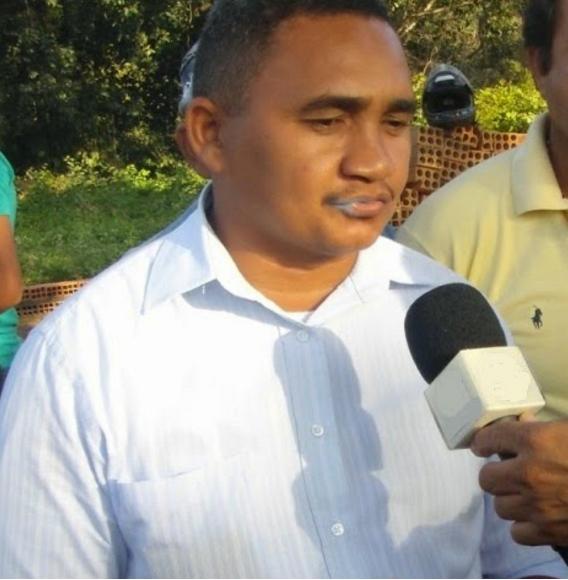 Valdivino Alves, prefeito afastado judicialmente  de São Francisco do Maranhão