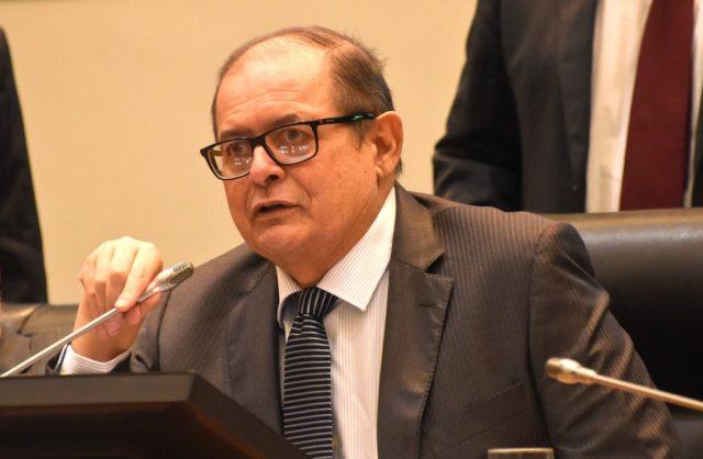 Presidente da Assembleia Legislativa do Maranhão, Humberto Coutinho, recebe alta