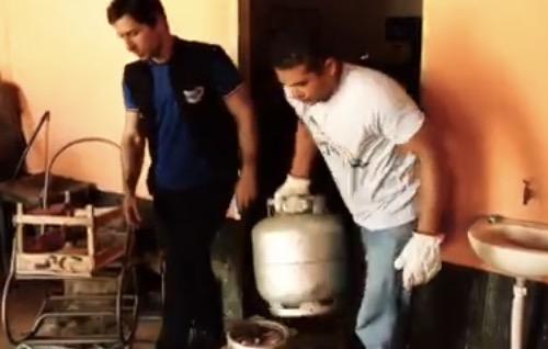 Procon apreende mais de 200 botijões de gás de cozinha em revendedoras clandestinas em Rosário e Itapecuru-Mirim