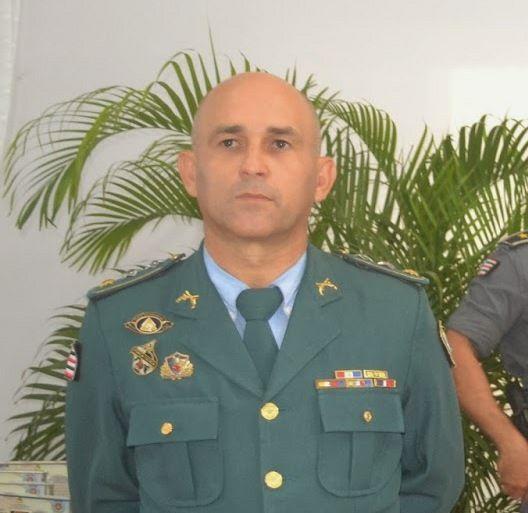 1 4 - URGENTE!! Coronel Eriverton, que foi comandante em Barra do Corda acaba de ser preso - minuto barra