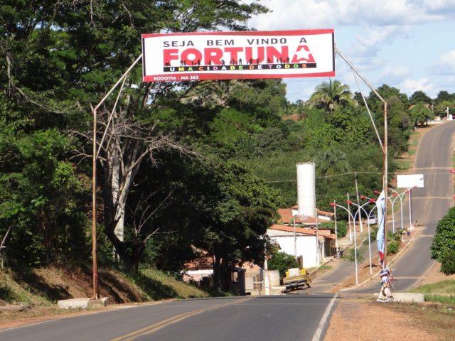 Fortuna Maranhão fonte: luiscardoso.com.br