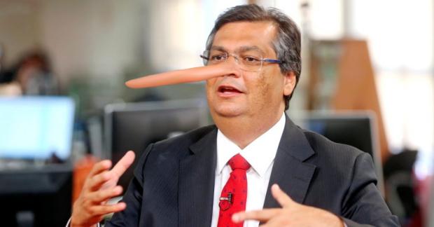 Flávio Dino é flagrado mentindo quando diz que foi o governador ...