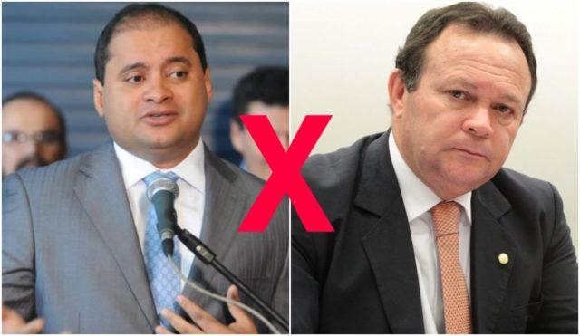 Iniciada mais cedo a guerra entre Weverton Rocha e Carlos Brandão