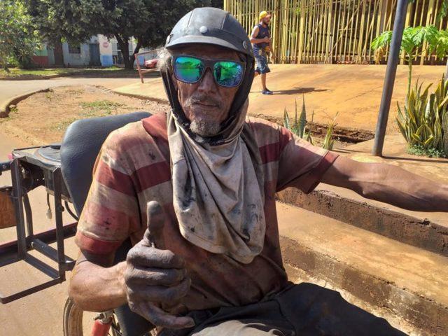 Motoqueiro Fantasma' aparece como candidato a vereador no interior do Maranhão | Luís Cardoso – Bastidores da Notícia